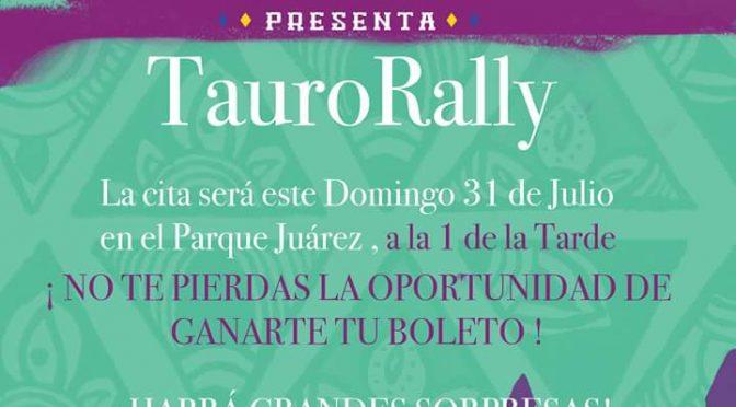Alista Tauroarte rally taurino en Huamantla