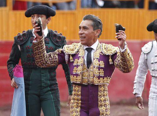 Zotoluco triunfo en su adiós de Ecatepec