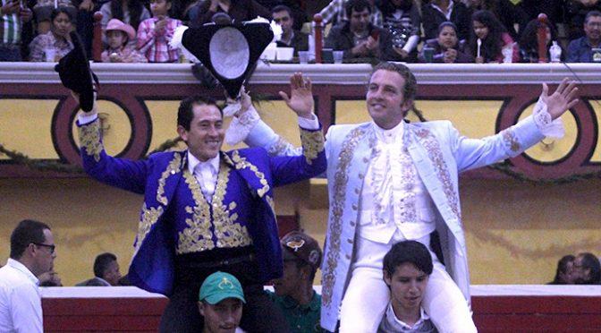 Triunfaron Garate y Andrés Rozo en Teziutlán