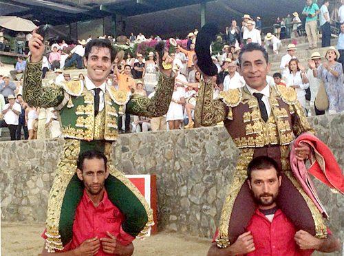 Zotoluco y Mauricio triunfan en Valle de Guadalupe