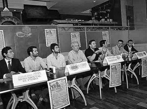 Presentan curso para aficionados en San Luis Potosí