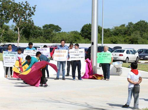 Niños toreros yucatecos dicen ¡Si a los Toros!