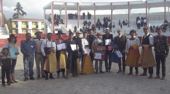 """""""El Cozumel"""" triunfa en festival de Tetla"""