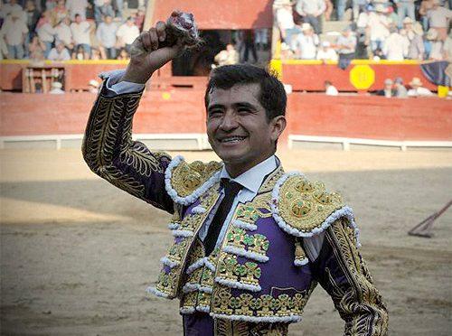 Joselito pasea valiosa oreja en Lima
