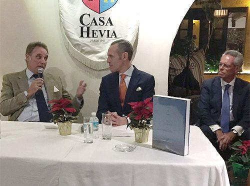 """Presentan el libro """"Los Núñez de Tarifa"""""""