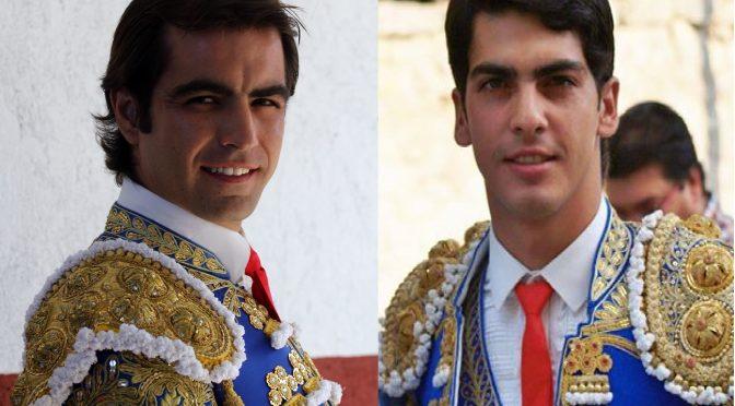 Macías y Lomelín mano a mano en Apan, Hidalgo