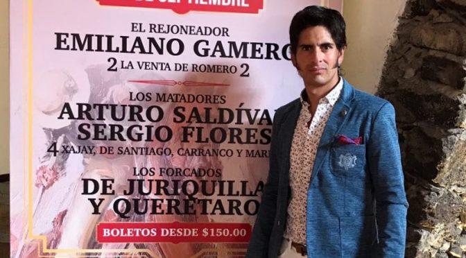 Emiliano Gamero anunciado en Juriquilla