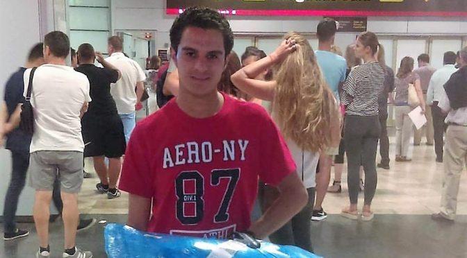 Gerardo Sánchez llega a España con el objetivo de triunfar