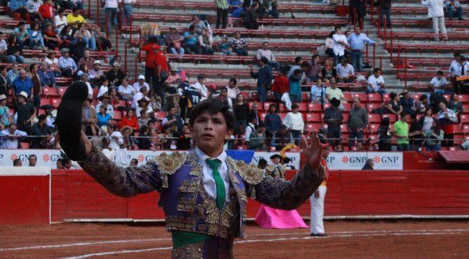 Puerta Grande para Roberto Román en la Plaza México…(Fotos)