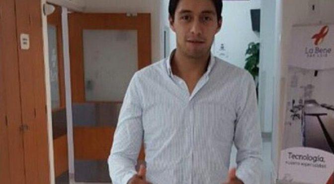 Sergio Flores abandona hospital en SLP