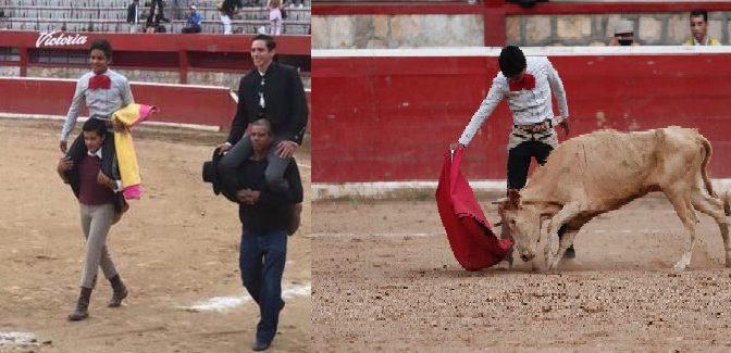 """""""Tatan"""" Soriano a hombros en Morelia y a final de vacadas"""