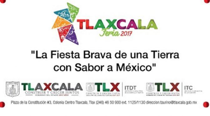 Alistan actividad taurino cultural para Tlaxcala