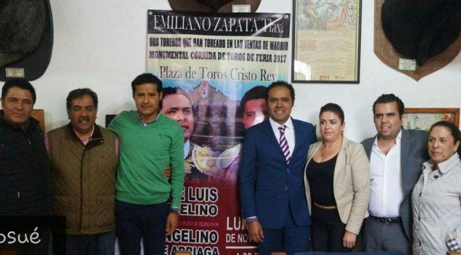 Anuncian festejo de feria en Zapata, Tlaxcala…(Fotos)