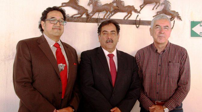 Arroyo y Calva, juez y veterinario para corridas de Tlaxcala