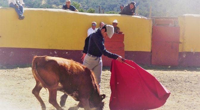 Programa radiofónico y tienta para festejo en Atlanga…(Fotos)