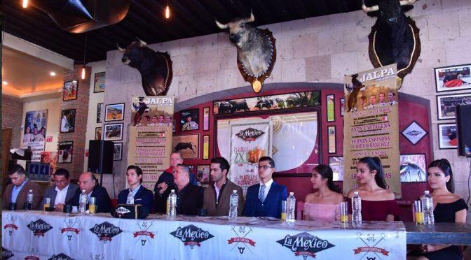 Presentaron carteles para Jalpa, Zacatecas