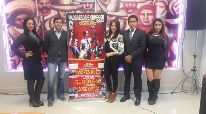 Presentan cartel para Progreso, Hidalgo
