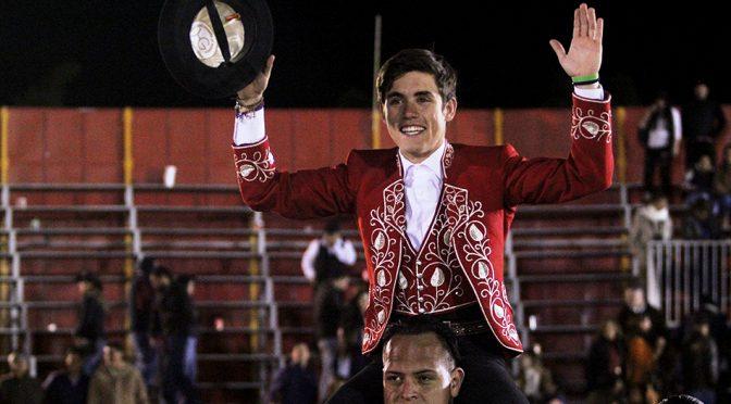 Guillermo Hermoso triunfa en la angelópolis