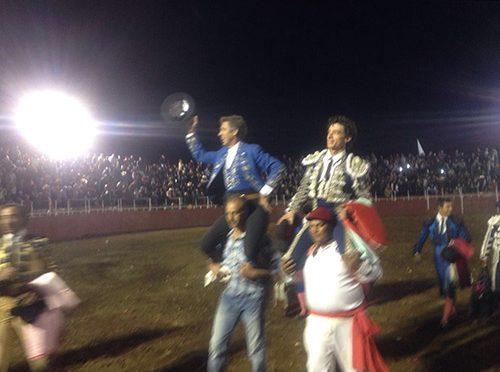 Hermoso y Mendoza triunfan en Tenancingo, EdoMex