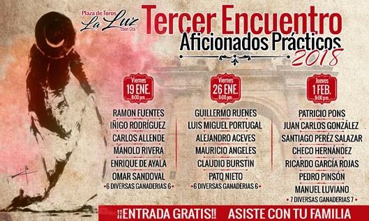 Listo el III encuentro de aficionados prácticos en León