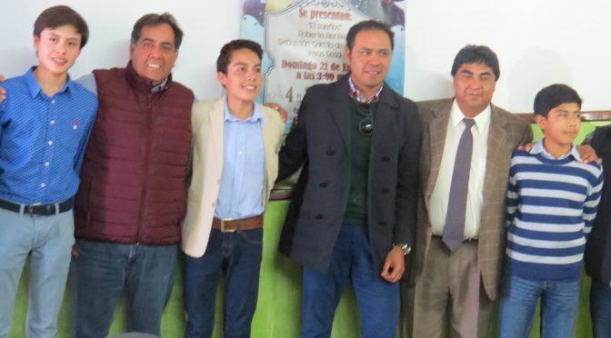 Habrá vacada de triunfadores en Coaxomulco