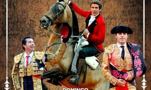 Hermoso, Jerónimo y Gerardo Adame en Papantla