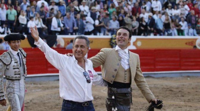 Triunfo de Cartagena en Jalos con toros de Reyes Huerta