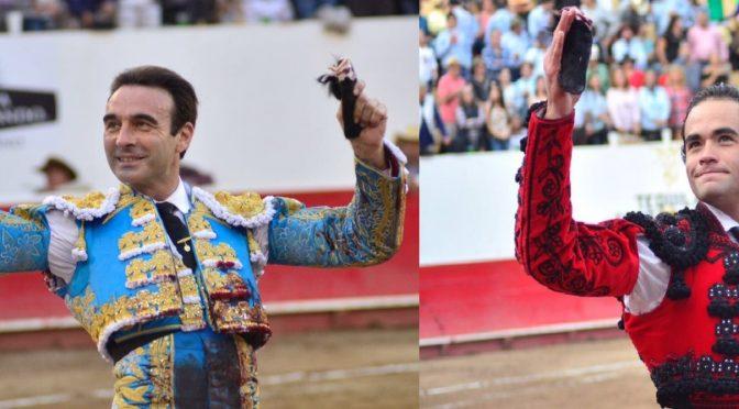 Ponce y Juan Pablo Sánchez triunfan en Autlán