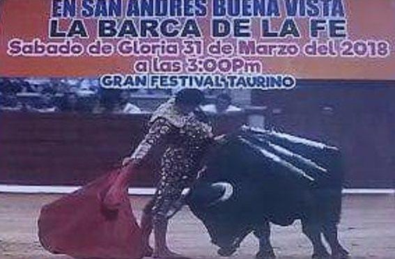 Habrá hoy festejo en Buenavista, Tlaxcala