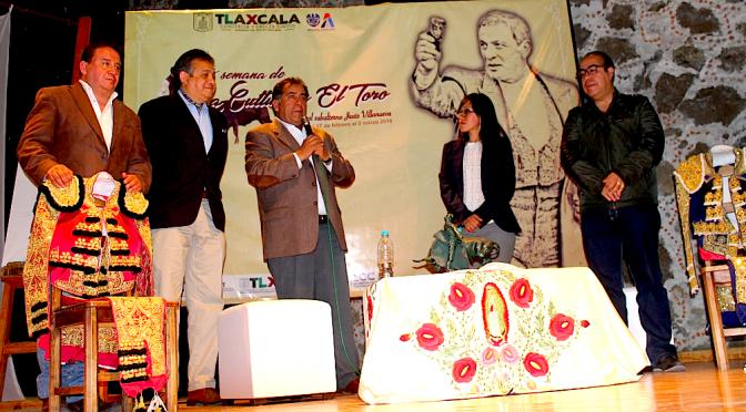 Con recuerdo a El Pana inicia semana de cultura y toro en Apizaco…(Fotos)
