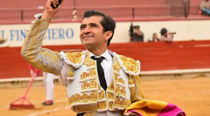 Joselito Adame se alza con triunfo en Texcoco