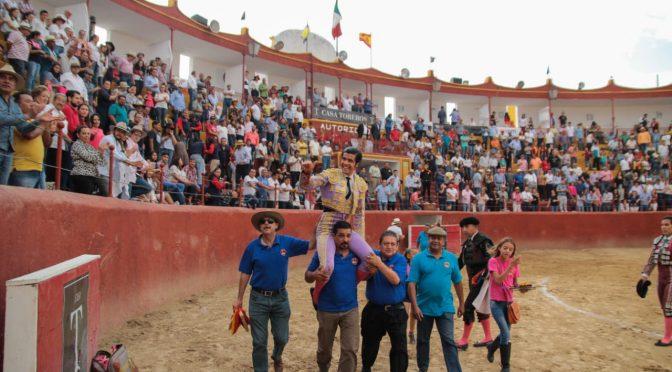 Diego San Román se alza triunfador en Tlaquepaque…(Fotos)