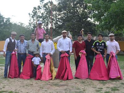 Realizan actividad campera en la ganadería de La Ceiba