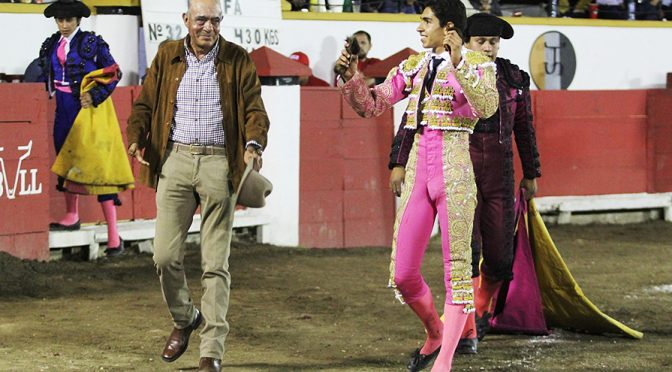 Triunfa  Gutiérrez en novillada de Puebla…(Fotos)