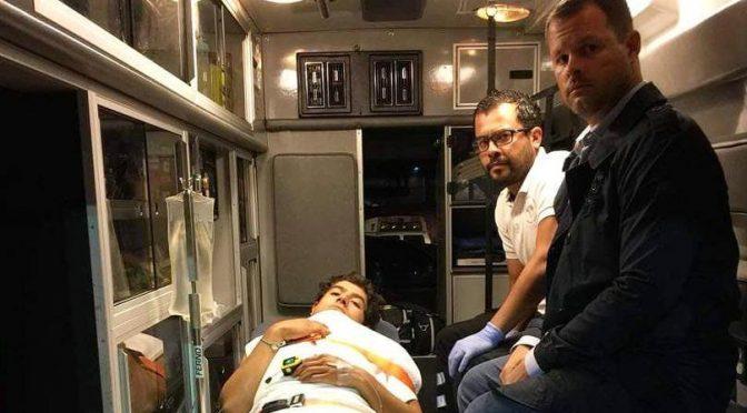 Luis David seguirá recuperación en Madrid tras cornada