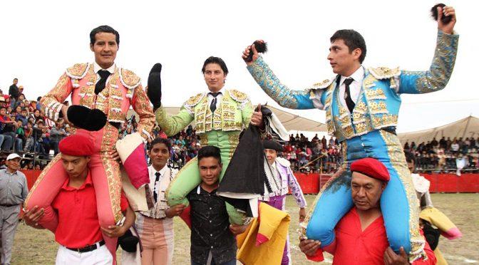 Triunfal tarde en Zitlaltepec en festejo mixto…(Fotos)…