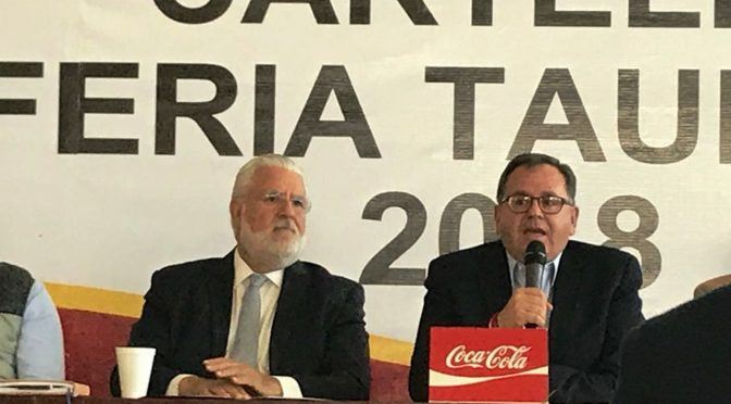 Carteles de Postín en la Feria Taurina de Zacatecas 2018…(Fotos)