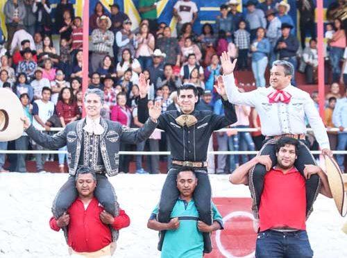 Mejía, Pizarro y Silis triunfan en Tezontlale, Hgo.