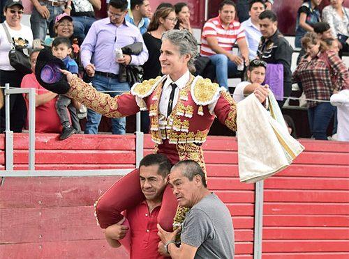 Pizarro triunfa en Cuatlalpan, Edo. Mex.