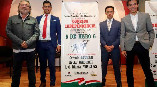 Cartel juvenil para Tlaxcala en la Ranchero
