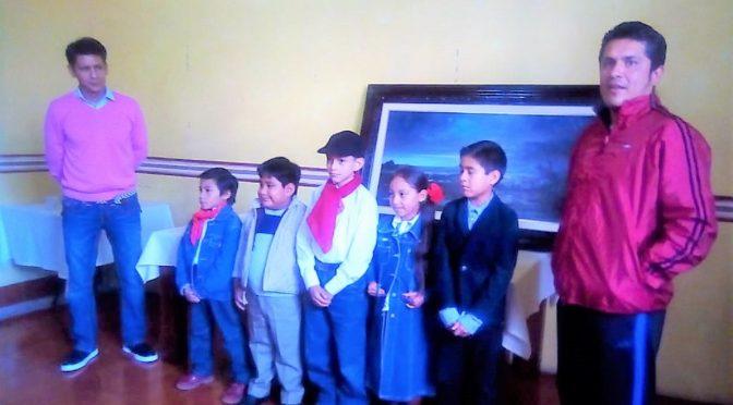 Novillada sin picadores y niños toreros en la Ranchero