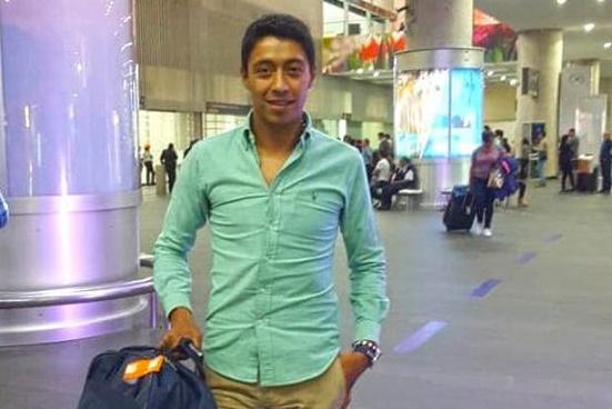 Sergio Flores regresa al país para compromisos en septiembre