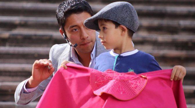 Sergio Flores ofrece clase práctica en Zacatecas…(Fotos)