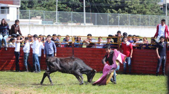 Celebran fiesta de la mexicanidad en Apizaco