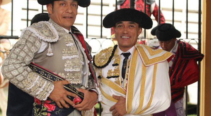 Suspenden corrida en Puebla por fuerte lluvia…(Fotos)