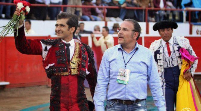 Joselito Adame con paso firme