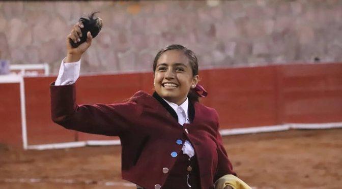 Zacatecas vive fiesta brava con actividad infantil