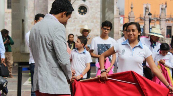 Sergio Flores ofrece clase práctica en Aguascalientes…(Fotos)
