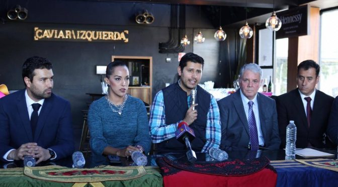 Juan José Padilla se despide de Zacatecas en diciembre