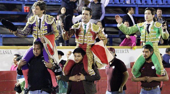 Tarde de apoteósis en Puebla